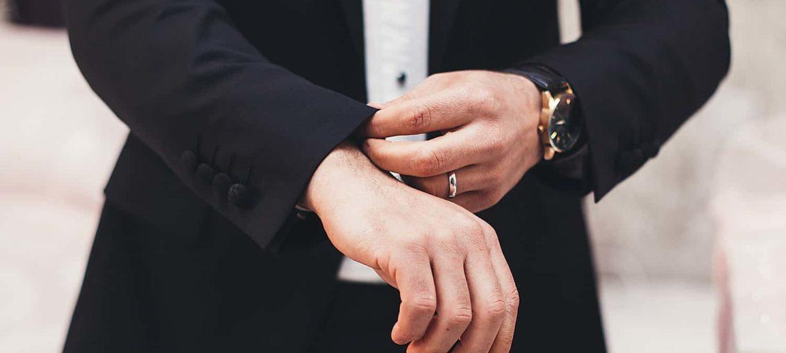 Attraktive gifte menn